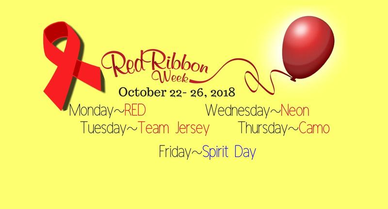 Red Ribbon Week Featured Photo
