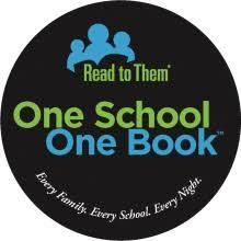 One School, One Book Has Begun! Featured Photo