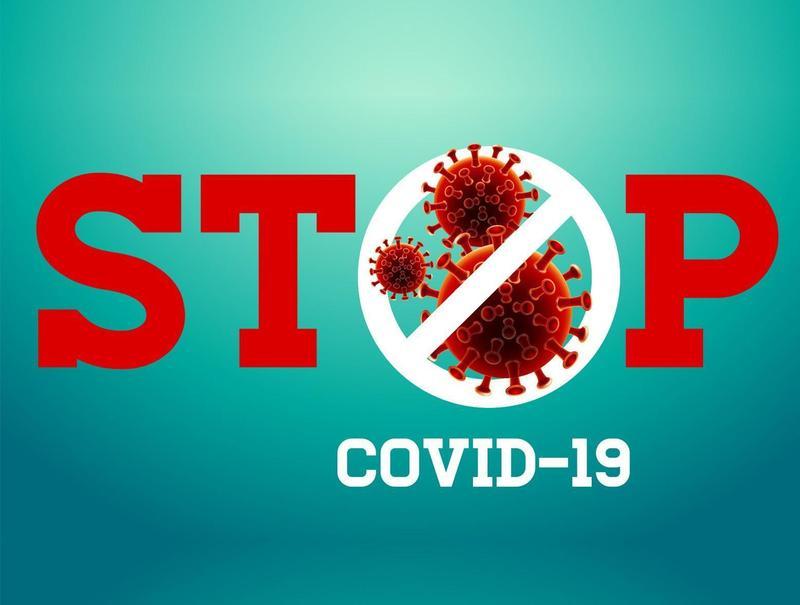 Stop Covid 19 Logo