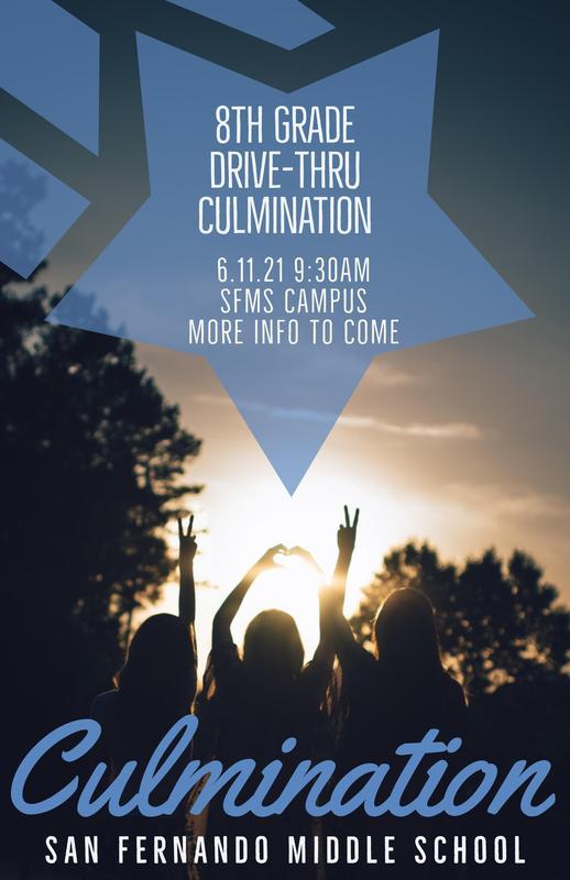 8th GRADE DRIVE-THRU CULMINATION Featured Photo