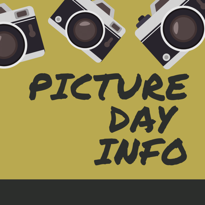 Club Picture Day Schedule Thumbnail Image