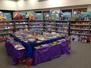TES Book fair