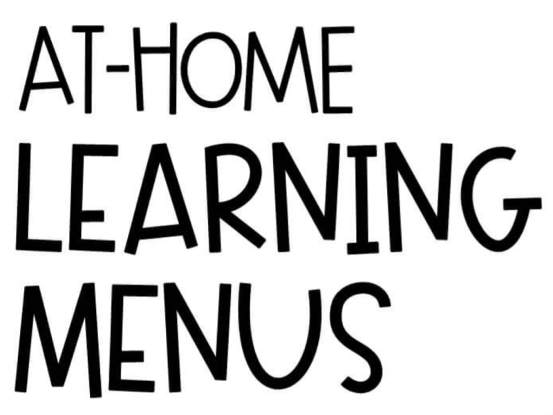 Learning Menus