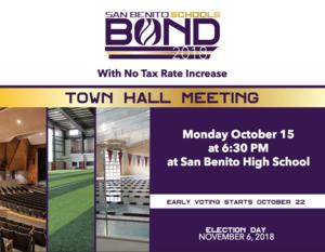 bond town hall