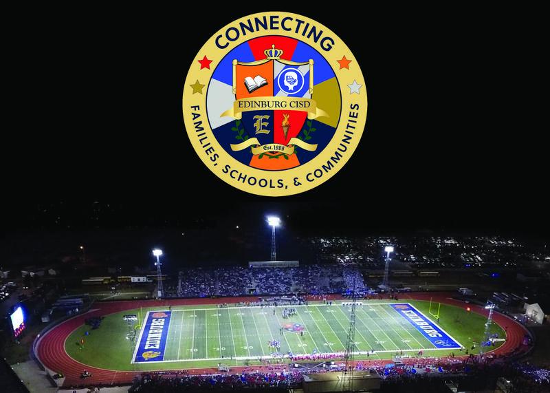 Edinburg CISD School Community Logo