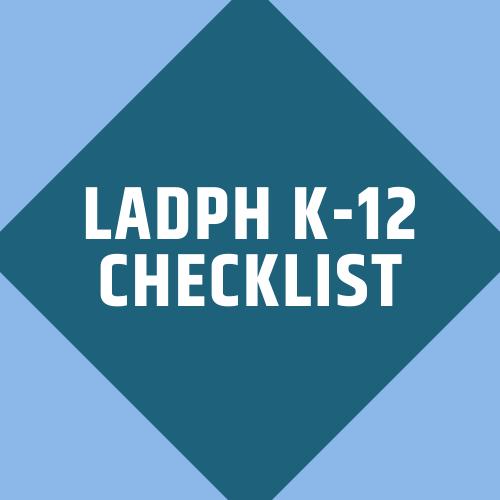 LADPH Checklist