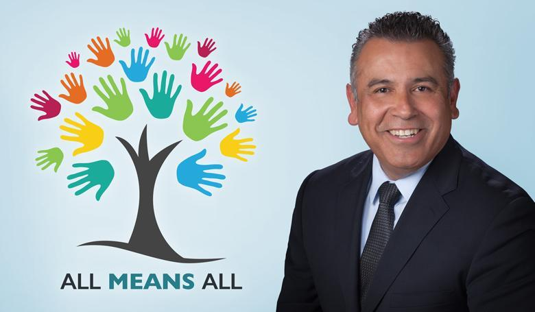 Superintendent Richard Martinez - All Means All