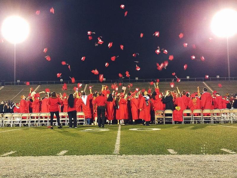 2019 Victoria West High School Graduation Photos Thumbnail Image