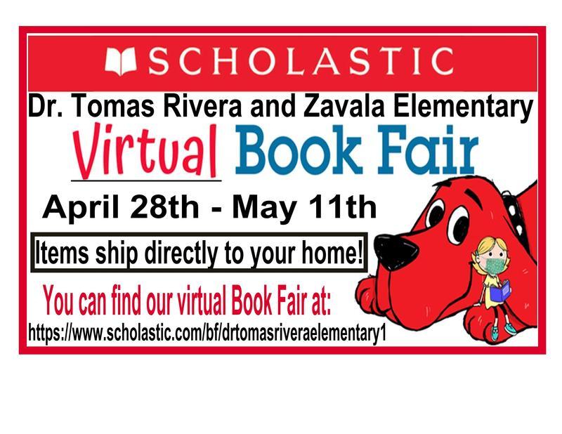 DTR/LDZ VIRTUAL BOOK FAIR - APRIL 28TH TO MAY 11TH!! Featured Photo