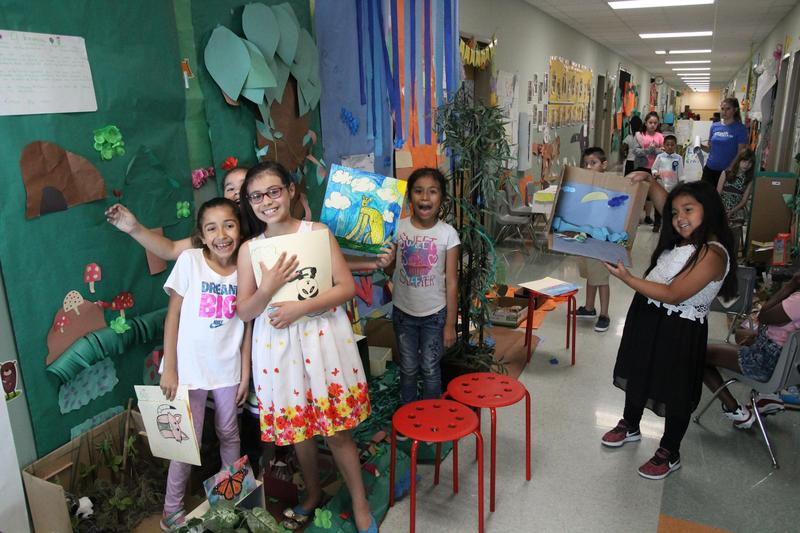 Pioneer Crossing's PBL Symposium Highlight's Students Top Projects Thumbnail Image