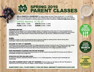 parent classes