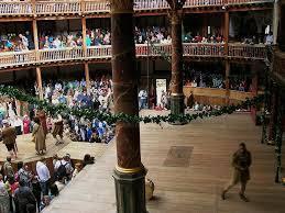The Globe Theater - London, England (Inside)