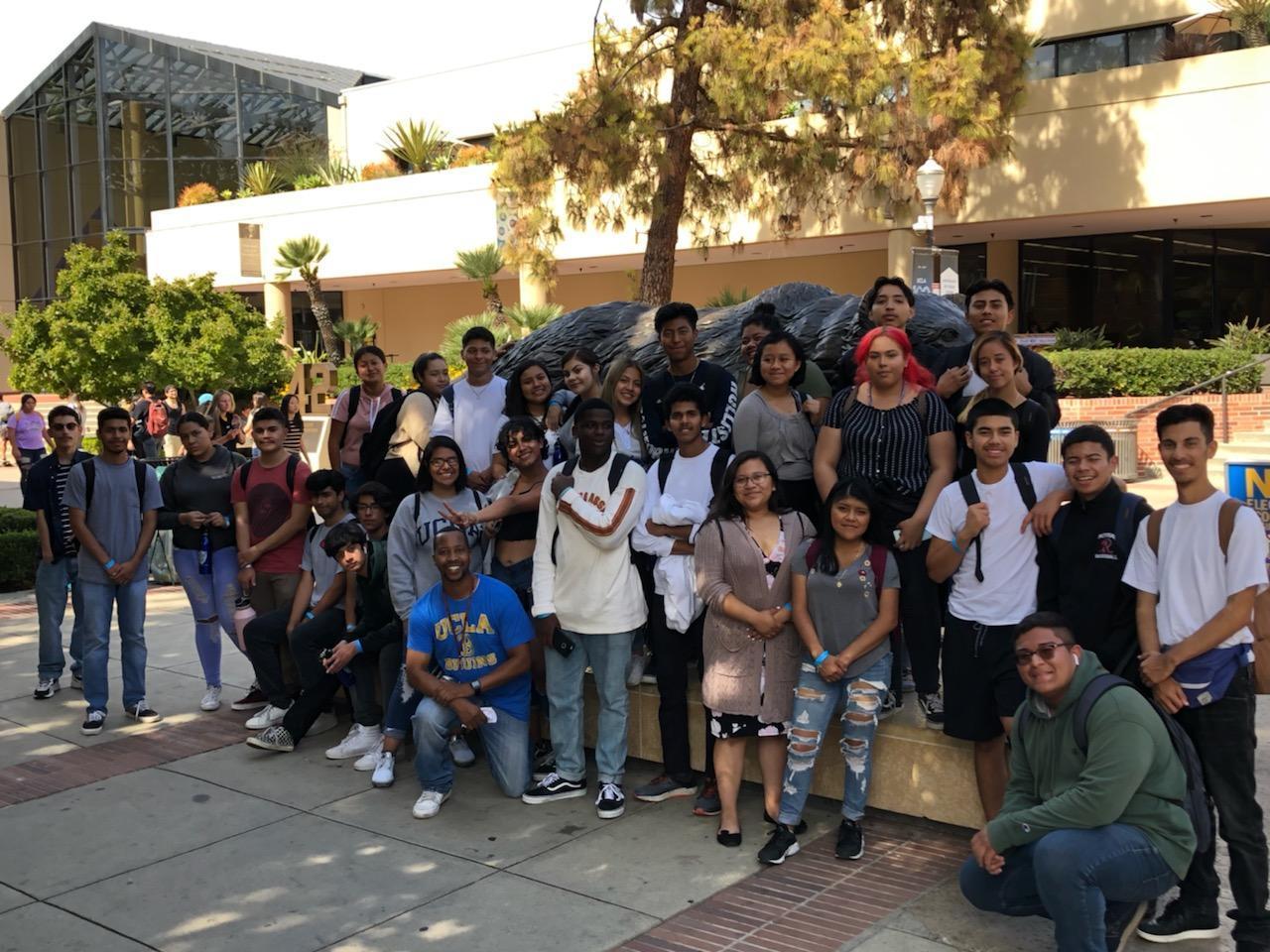 College Field Trip (UCLA)