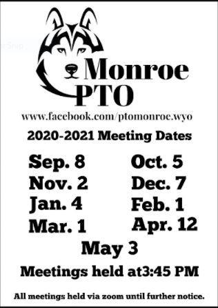 PTO Meeting Schedule Featured Photo