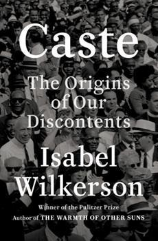 Book cover: Caste