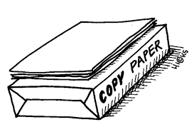 Copy Paper Drive until September 27, 2019 Featured Photo