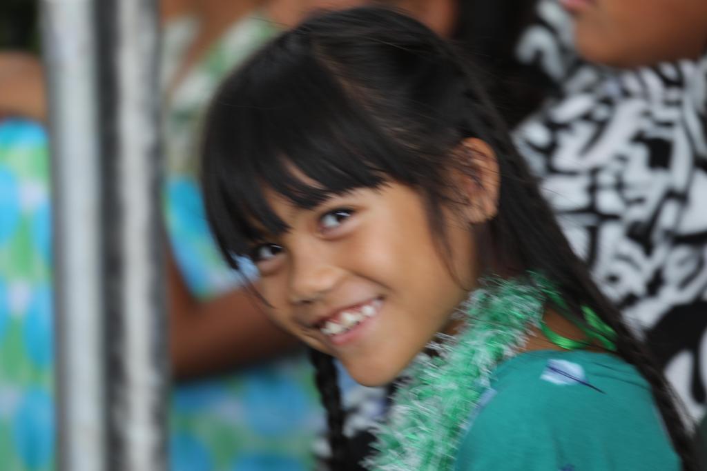 3rd grade girl