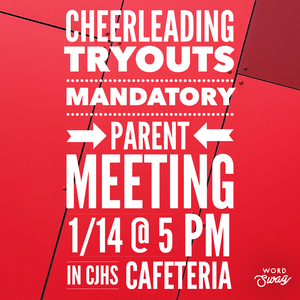 Cheer Meeting Information