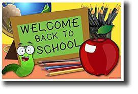 Image of Welcome Back to School
