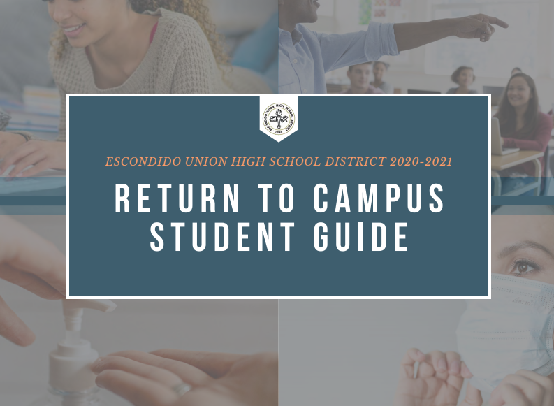 return to campus student guide