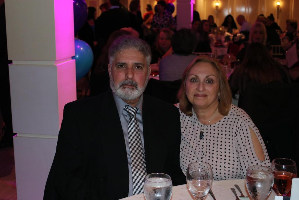 Guests at DDI's 2018 Employee Service Awards