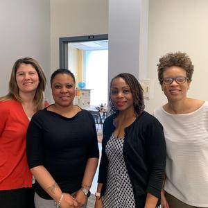 Ms. Smith, Ms. Brown, Ms. Washington, and Ms. Alton