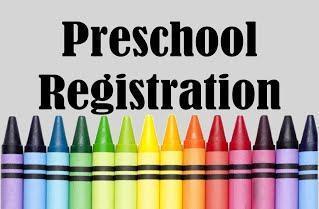 Preschool Registration for the 2019- 2020 School Year Thumbnail Image
