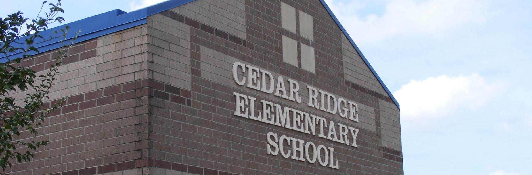 Cedar Ridge Building