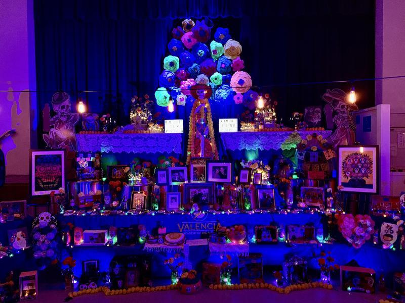 Día de los Muertos Virtual Art Exhibit 2020 Featured Photo
