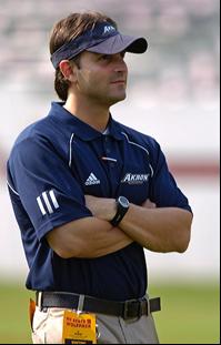 Coach Mauro Monz, '92
