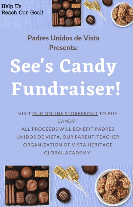Vista PTO Fundraiser Featured Photo