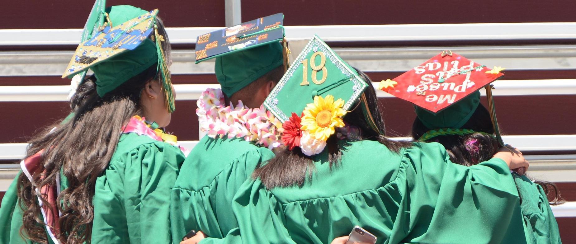 2018 Graduation (grad caps)