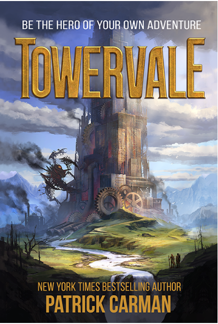 Towervale book cover.