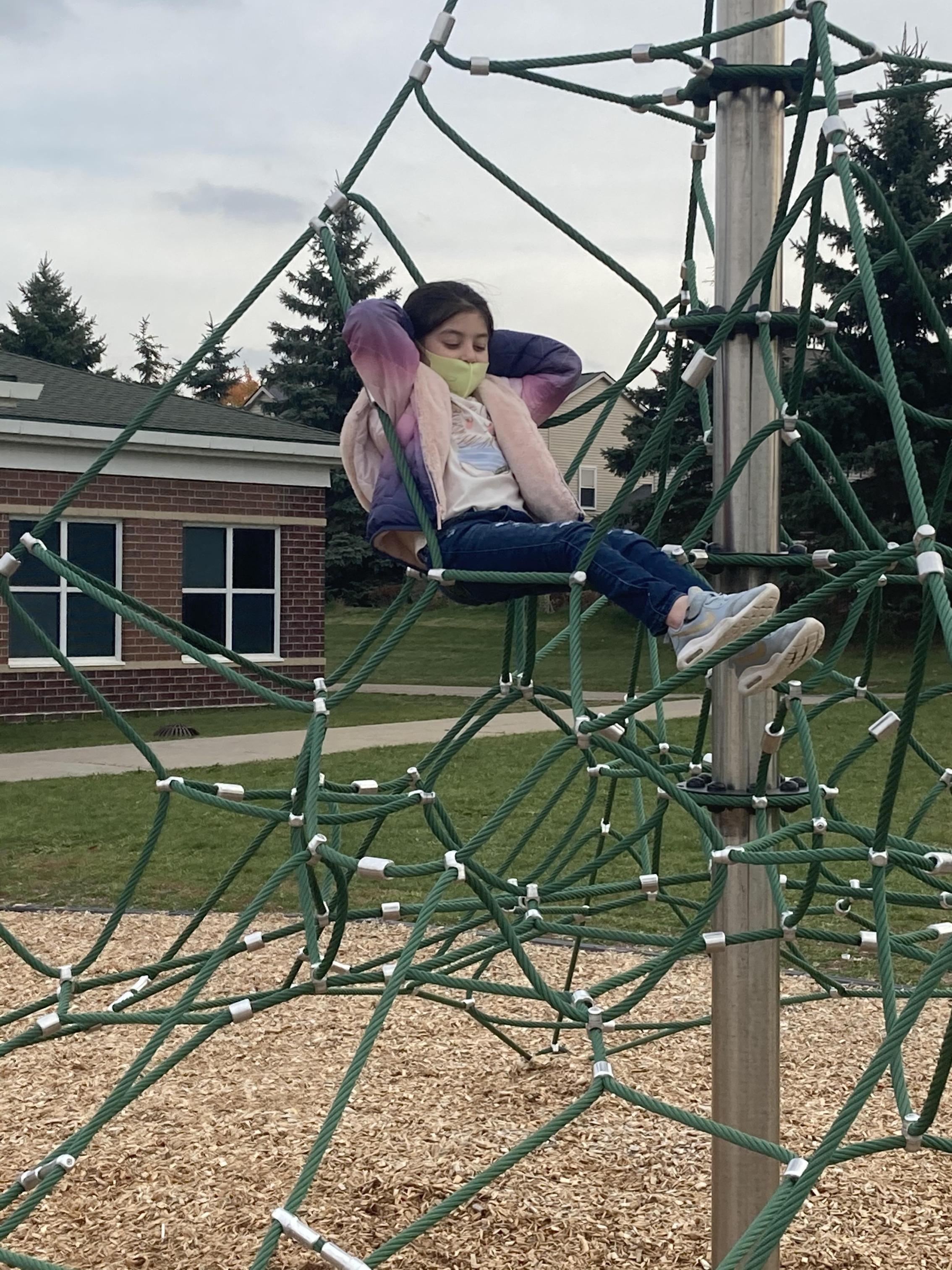 Spider climber