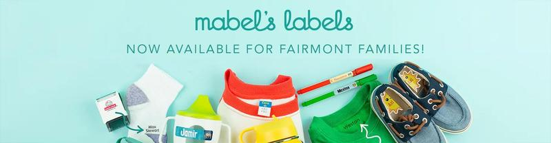 Avoid the Lost & Found with Mabel's Labels!