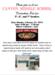 Curriculum Fair Poster for CMS, Feb. 25 at 6pm
