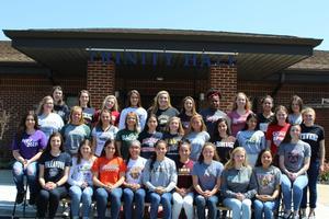 Trinity Hall's Class of 2017