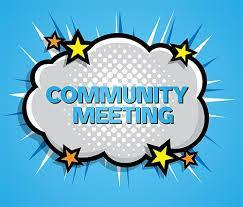 Community Information meeting Featured Photo