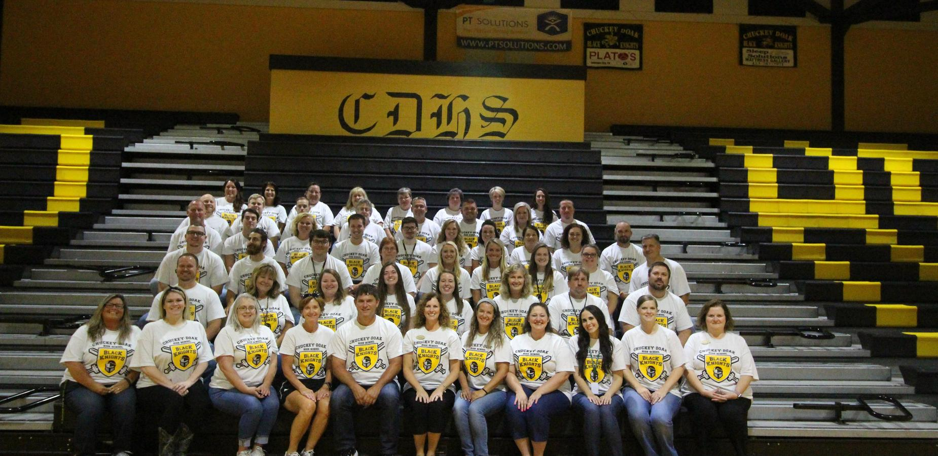 CDHS Faculty and Staff