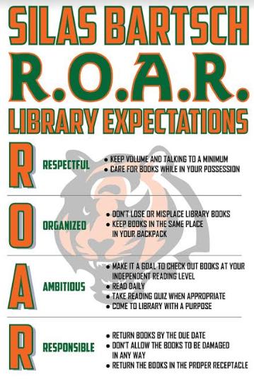 ROAR in the library