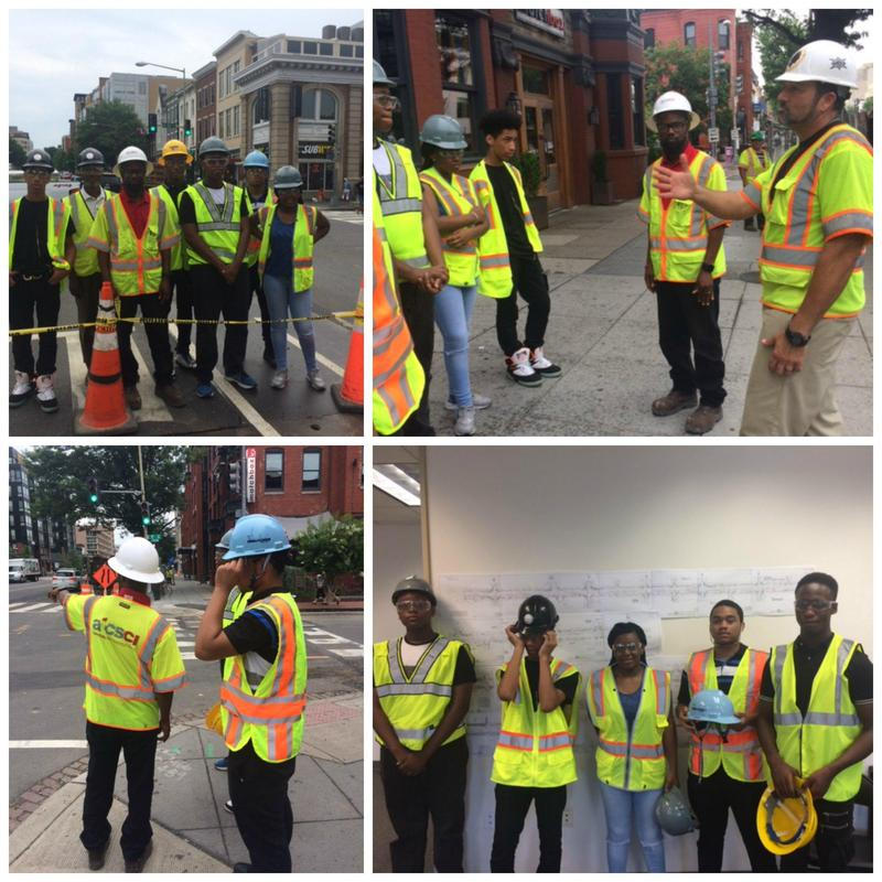 ACAD Summer Interns Tour ATCSCI Project Site Thumbnail Image