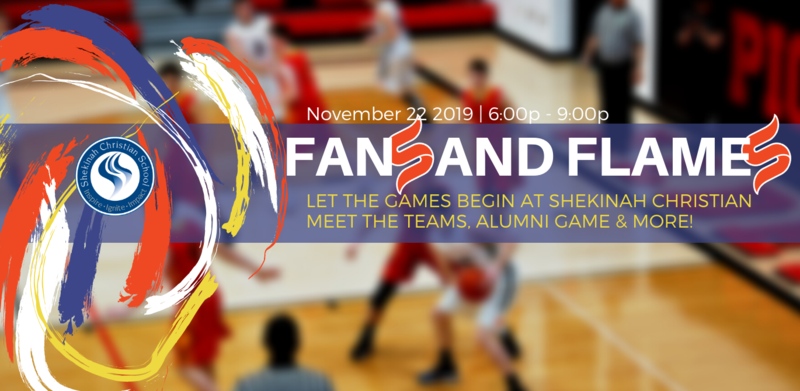 Fan the Flames Event! | November 22nd Thumbnail Image