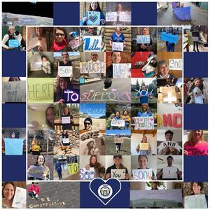 Staff Photo Collage