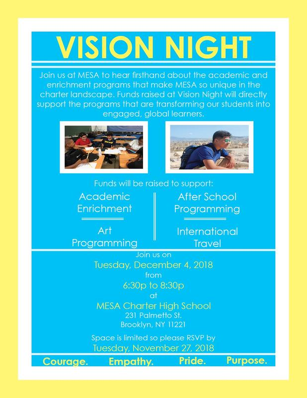 Vision Night 2018
