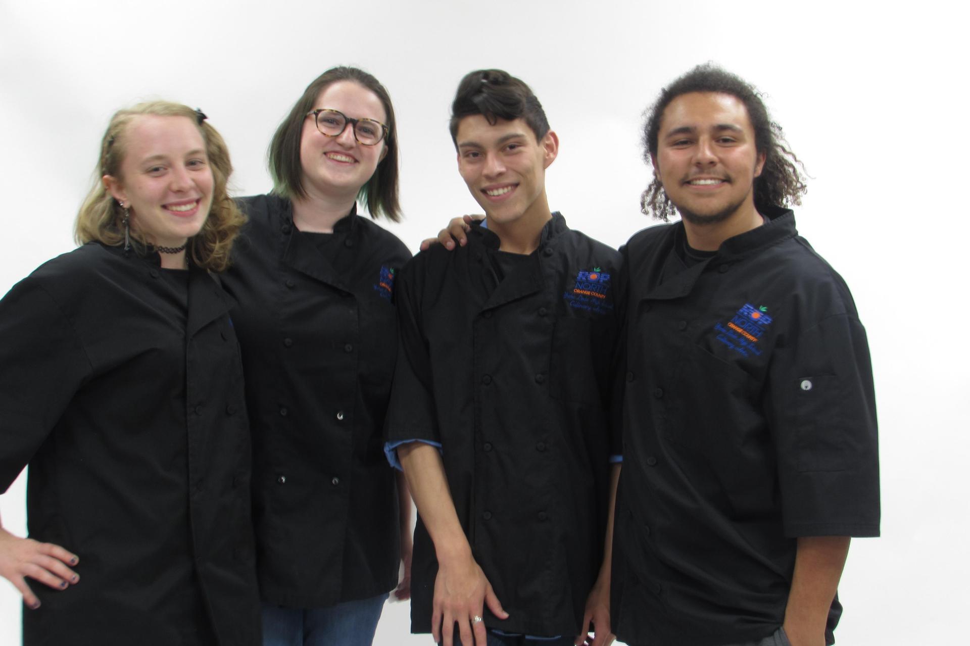 MBA Culinary Graduates!