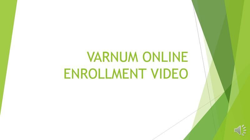 ONLINE ENROLLMENT INSTRUCTION Featured Photo