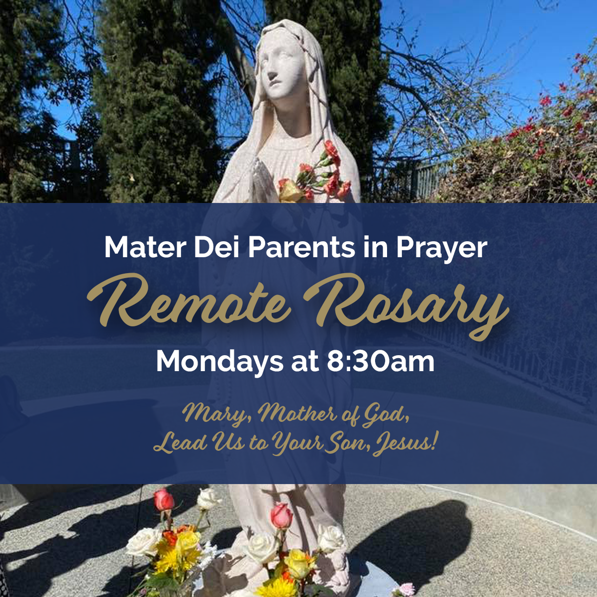 Remote Rosary