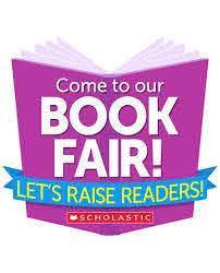 Scholastic Book Fair! Let's raise readers!
