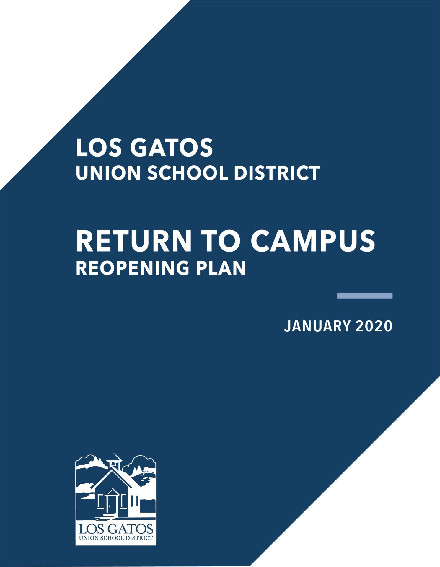 Return Plan Cover