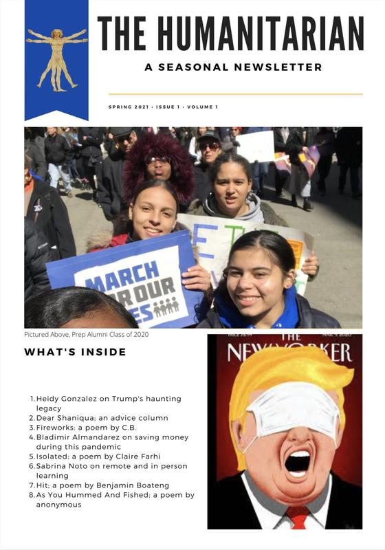 The Humanitarian Newsletter Featured Photo